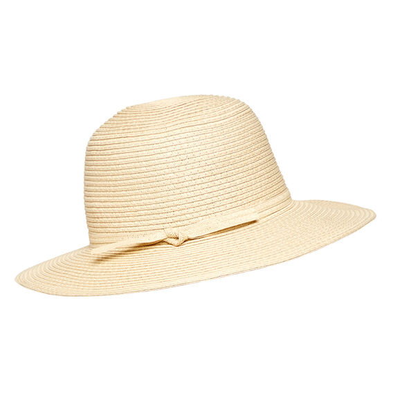 Floppy Straw Hat  NATURAL  hi-res