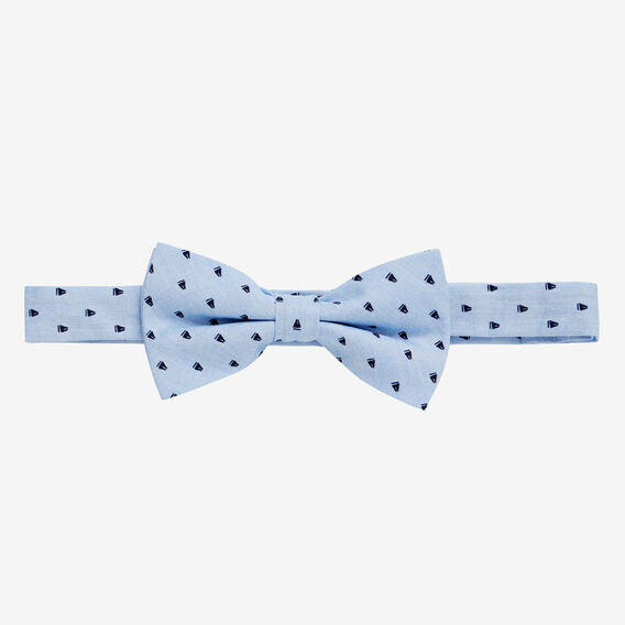 Chambray Yacht Bow Tie  MULTI  hi-res