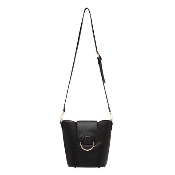Elle Binocular Bucket Bag  BLACK  hi-res