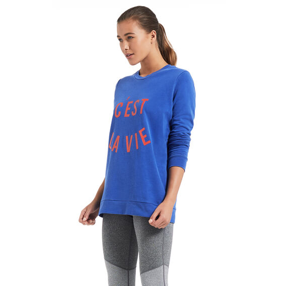 La Vie Windcheater  FRENCH BLUE  hi-res
