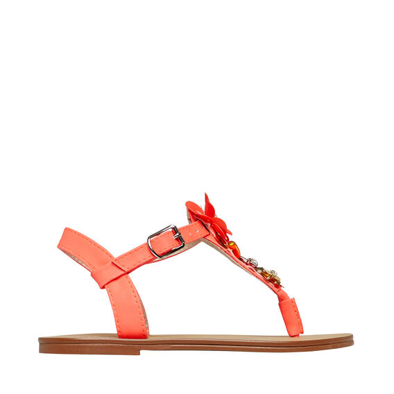 Flower T-Bar Sandal  MULTI  hi-res