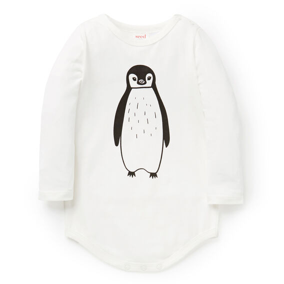 Penguin Bodysuit  CANVAS  hi-res
