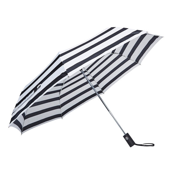 Compact Umbrella  STRIPE  hi-res
