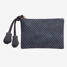 Double Tassel Coin Purse  NAVY  hi-res