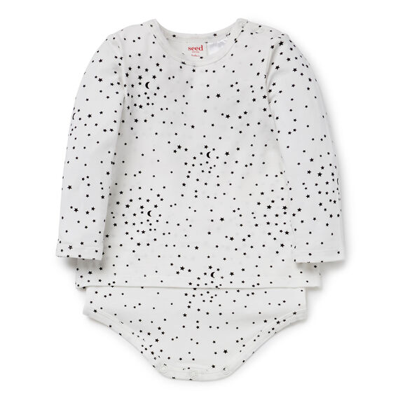 Stars Bodysuit  CANVAS  hi-res
