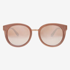 Lady Round Sunglasses  POWDER  hi-res