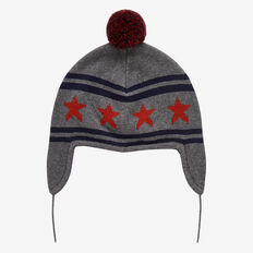 Star Stripe Beanie  MOUNTAIN MARLE  hi-res