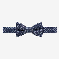 Anchor Bow Tie  BLUE  hi-res