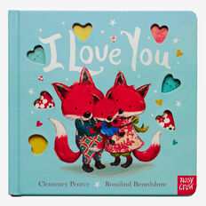 I Love You Book  MULTI  hi-res