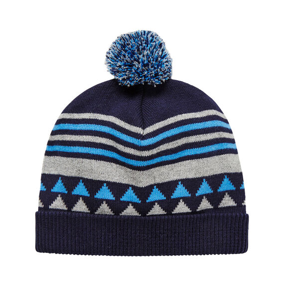 Stripe Ski Beanie  MULTI  hi-res