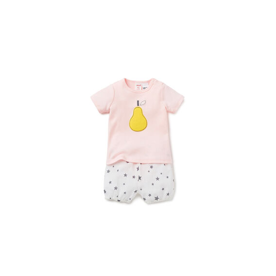 Pear Bodysuit  SOFTEST PINK  hi-res