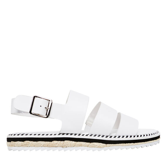 Jax Cleated Sandal  WHITE  hi-res
