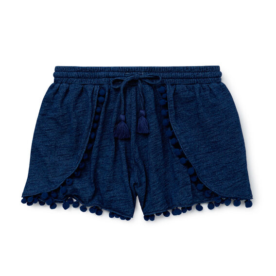 Butterfly Short  MIDNIGHT INDIGO  hi-res