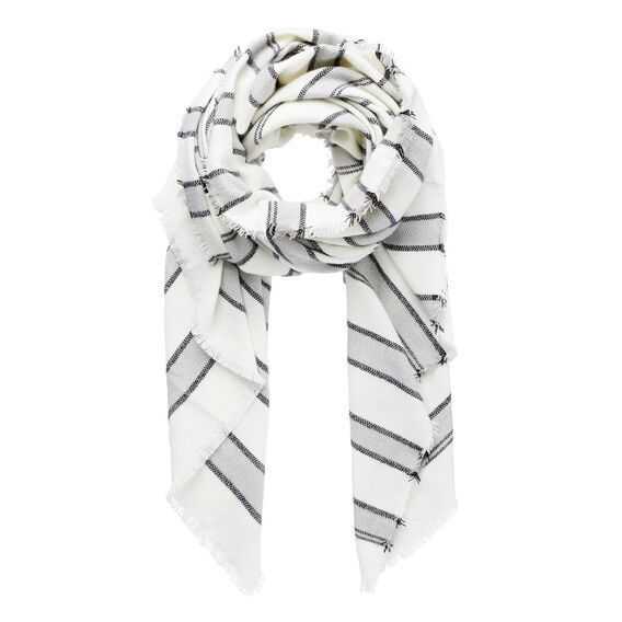Block Stripe Scarf  MULTI  hi-res