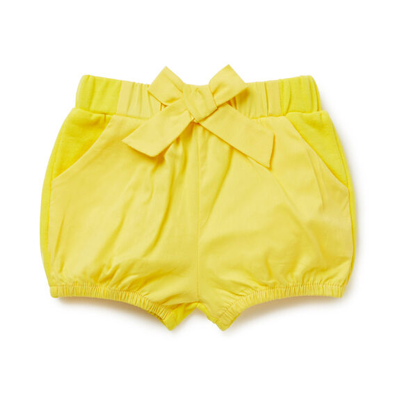 Splice Bow Shorts  SUNSHINE  hi-res