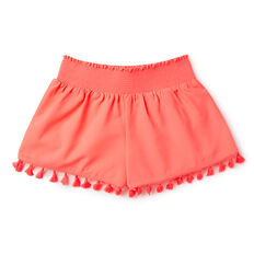 Fringe Short  SUPER PINK  hi-res