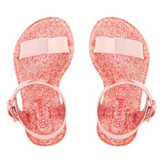 Single Strap Jelly  PINK  hi-res