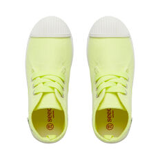 Canvas Bootie  YELLOW  hi-res