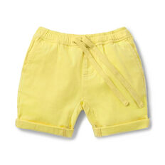 Gusset Short  QUICKSAND YELLOW  hi-res