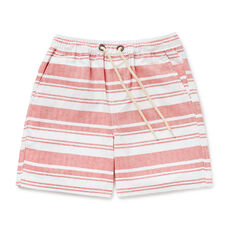 Stripe Short  RACING RED  hi-res