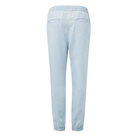 Relaxed Jogger  ICE BLUE CHAMBRAY  hi-res