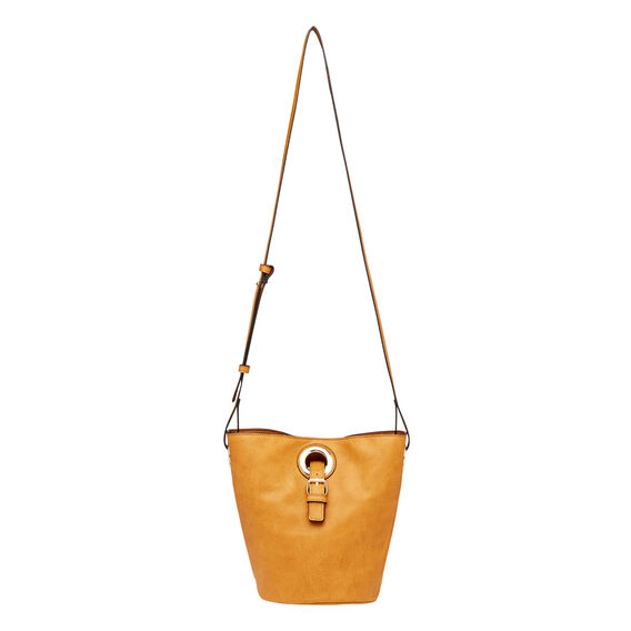 Cindy Bucket Bag  TAN  hi-res