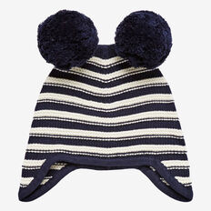 Stripe Beanie  BOY  hi-res
