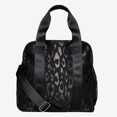 Krystal Sports Tote  BLACK  hi-res