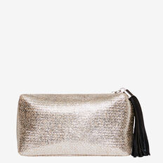 Small Cosmetic Bag  METALLIC  hi-res