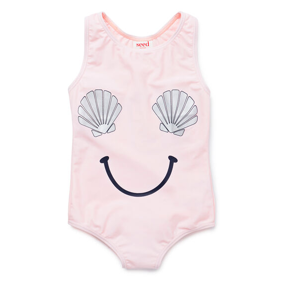 Shell Face Bather  ICE PINK  hi-res