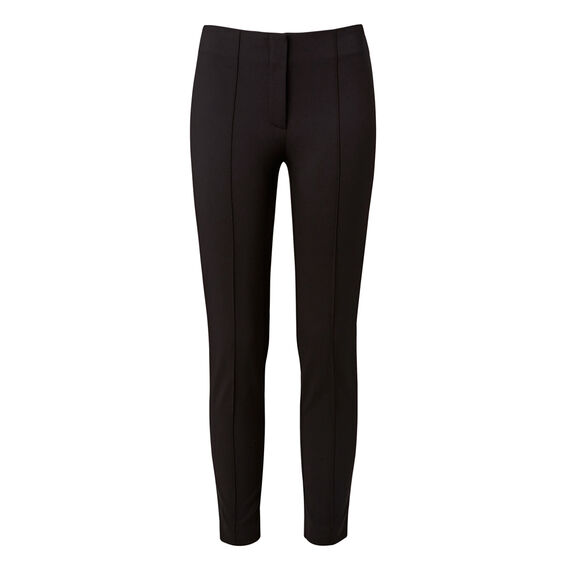 Slim Welt Pant  BLACK  hi-res