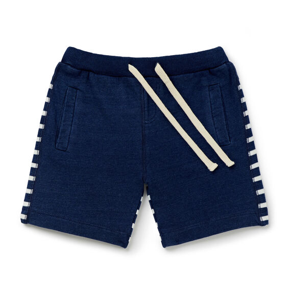 Indigo Short  DARK INDIGO  hi-res