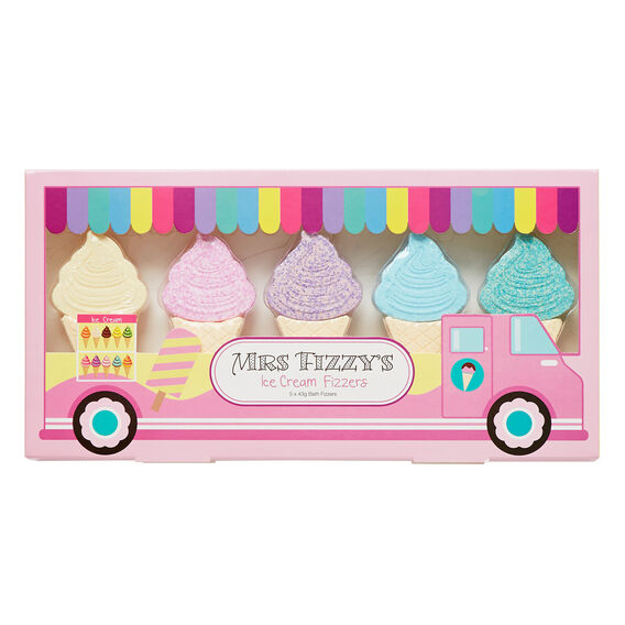 Ice Cream Bath Fizz Pack  MULTI  hi-res
