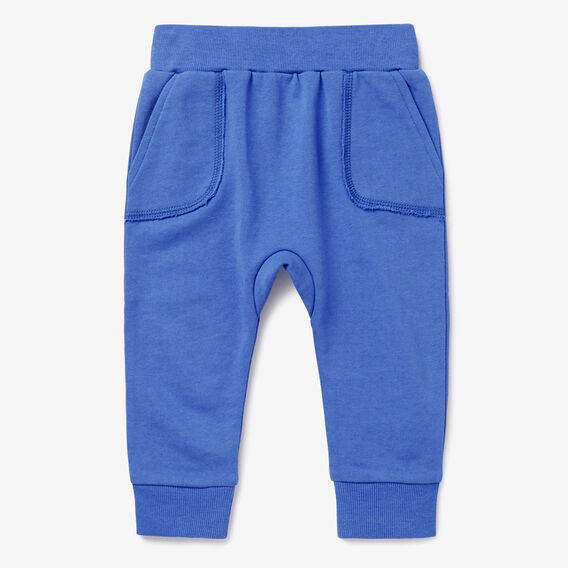 Easy Pocket Trackie  BRIGHT COBALT  hi-res