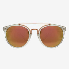 Clear Top Bar Sunglasses  CLEAR  hi-res