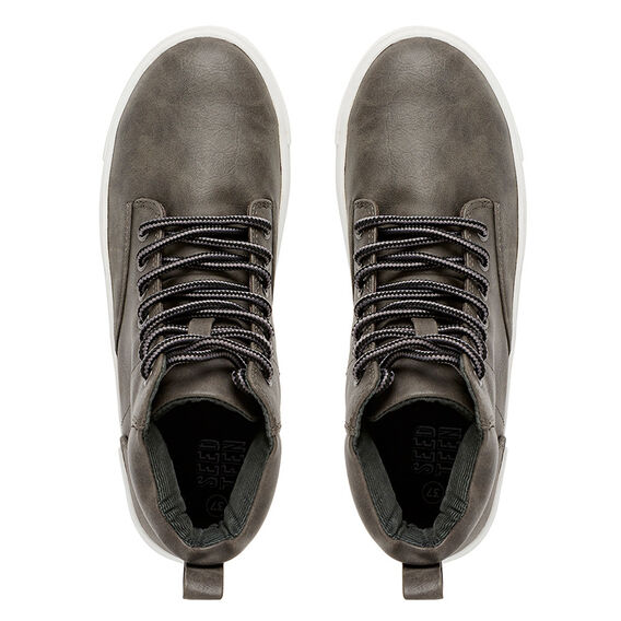 Grey High Top  GREY  hi-res