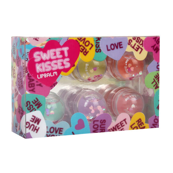 Sweet Kiss Lip Balm Pack  MULTI  hi-res