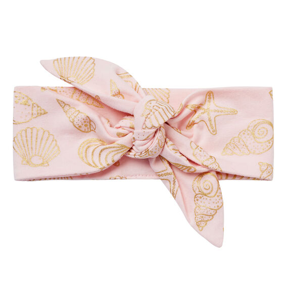 Shell Fabric Headband  ICE PINK  hi-res