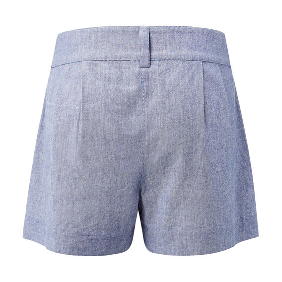 Cross Dye Short  CROSS DYE INDIGO  hi-res