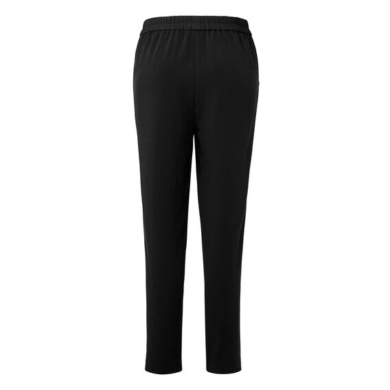 Relaxed City Pant  BLACK  hi-res