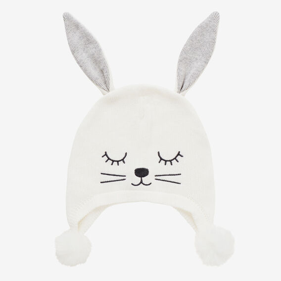 Bunny Beanie  CANVAS  hi-res