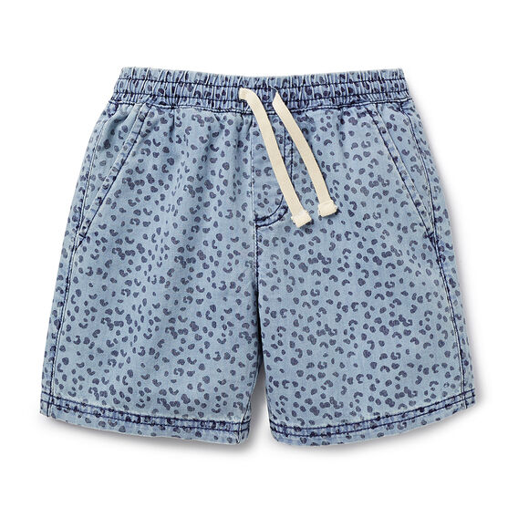 Mini Ocelot Short  CHAMBRAY  hi-res