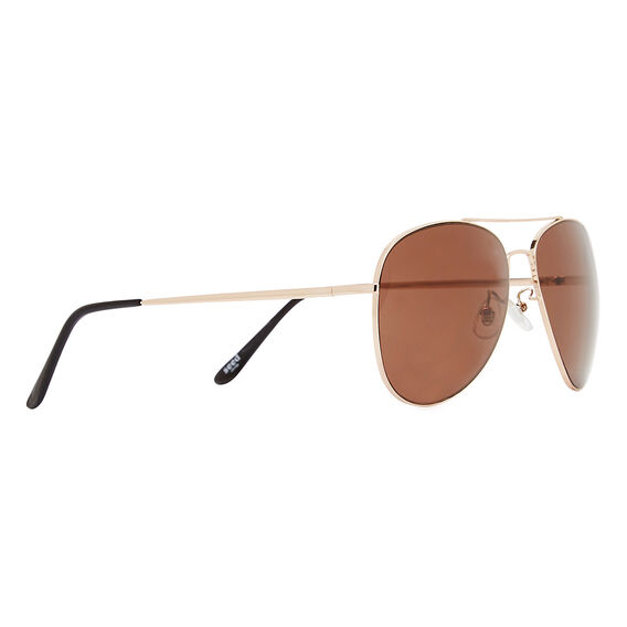 Annie Aviator Sunglasses  SOFT GOLD  hi-res