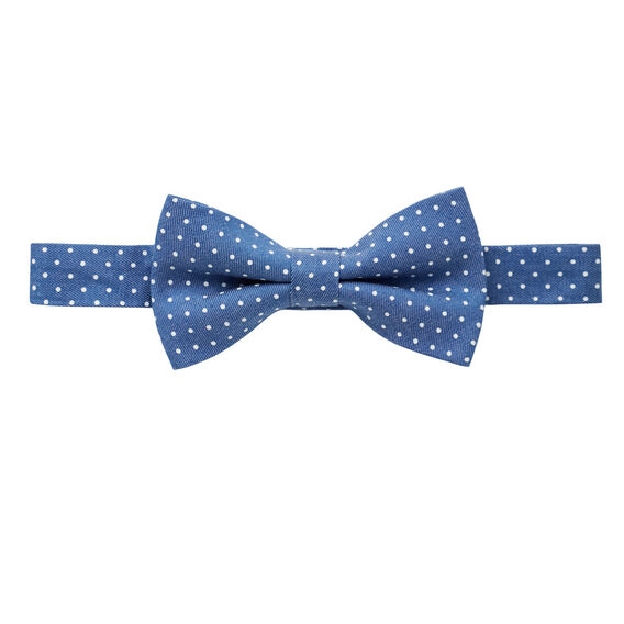 Chambray Spot Bow Tie  MULTI  hi-res
