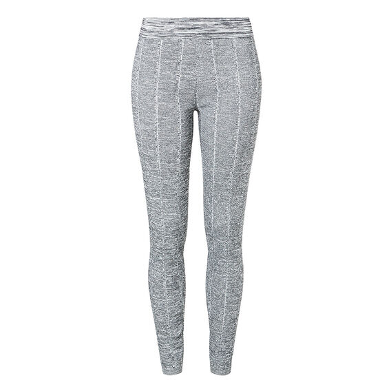 Space Dye Legging  MID GREY MARLE  hi-res