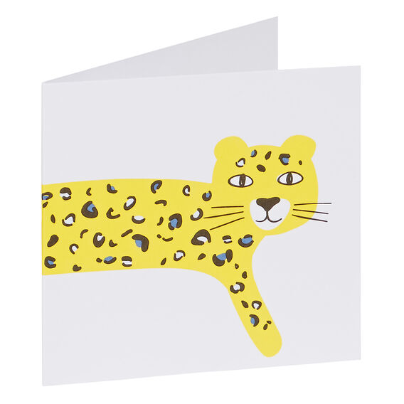 Leopard Card  MULTI  hi-res