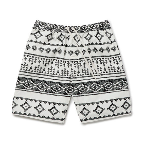 Aztec Short  WASHED BLACK  hi-res