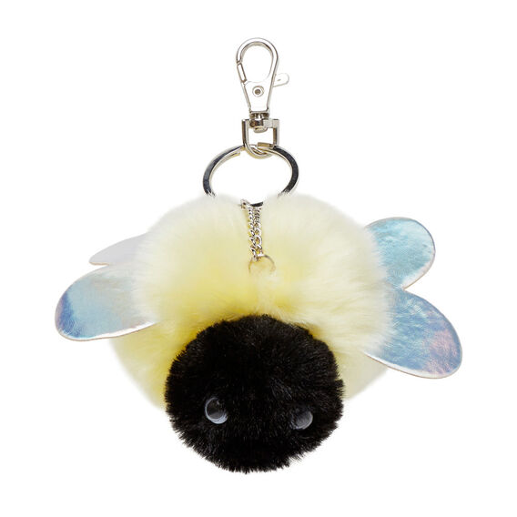 Buzzy Bee Bag Charm  MULTI  hi-res
