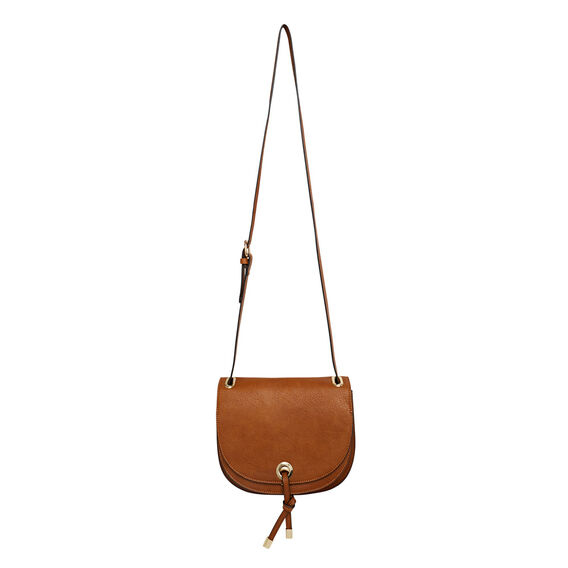 Stevie Saddle Bag  TAN  hi-res