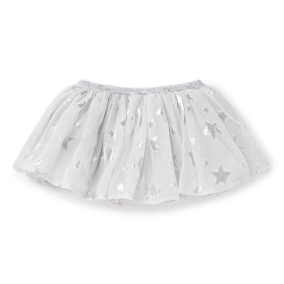 Star Skirt  DOVE GREY  hi-res